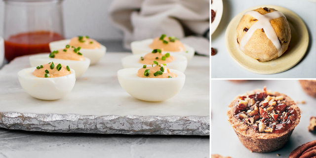 14 Healthier Takes on Traditional Easter Recipes